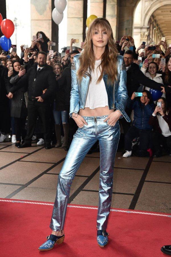 Clothing, Jeans, Red carpet, Carpet, Premiere,