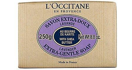 L'Occitane Shea Butter Extra Gentle Soap in Lavender