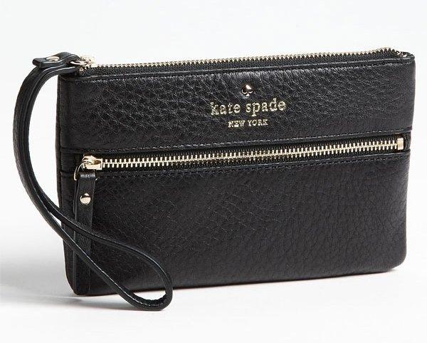 Kate Spade New York 'cobble Hill – Bee' Wristlet