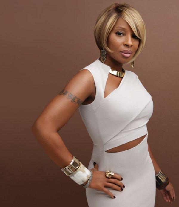 Mary J. Blige, Singer