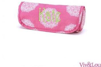 Pink Maddie Jewelry Roll