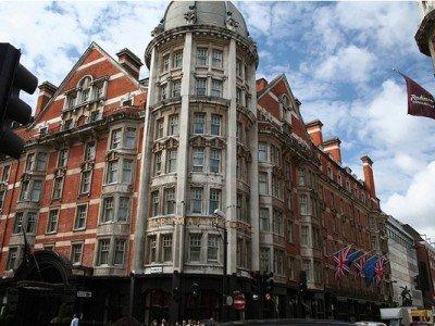 Radisson Blue Edwardian Bloomsbury Street Hotel, Bloomsbury