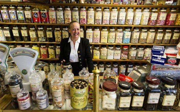 Oldest Sweet Shop, Harrogate, England