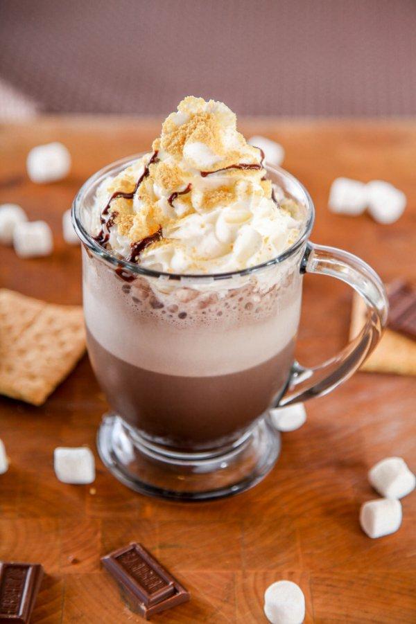 dessert, mocaccino, drink, whipped cream, hot chocolate,
