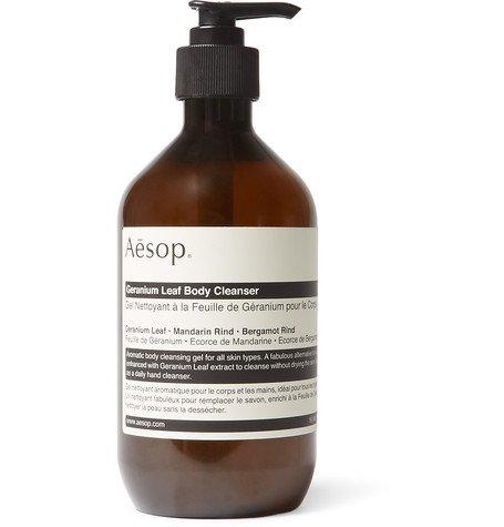 product, lotion, flavor, Aesop, Geranium,