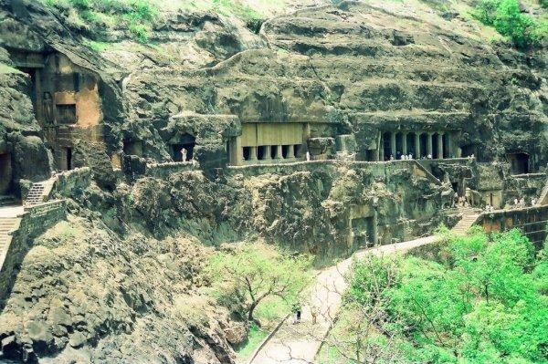 Explore Ajanta and Ellora Caves
