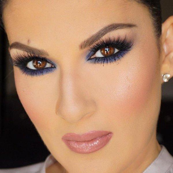 eyebrow, eyelash, eye, purple, nose,