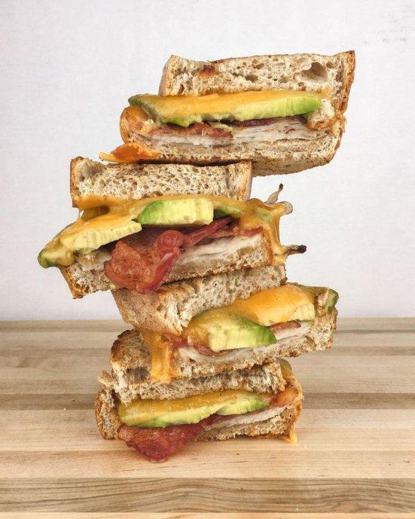 Food, Dish, Cuisine, Bacon sandwich, Sandwich,