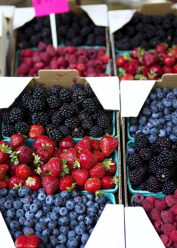 Portland, Oregon Farmer's Market