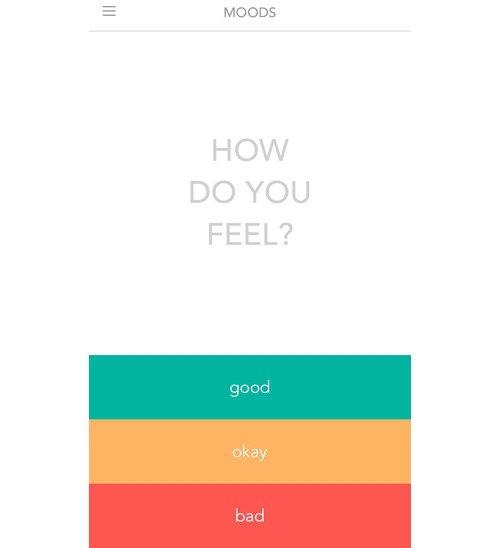 Moods: Tracking for Better Health