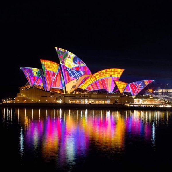 landmark, reflection, structure, tourist attraction, night,