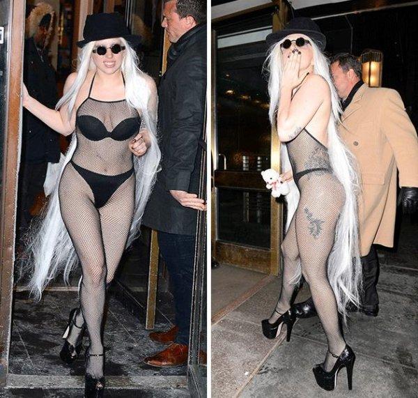 Lady GaGa…