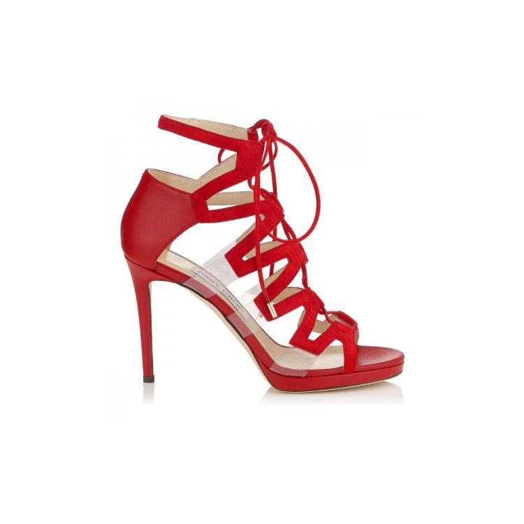 footwear, high heeled footwear, red, shoe, leg,