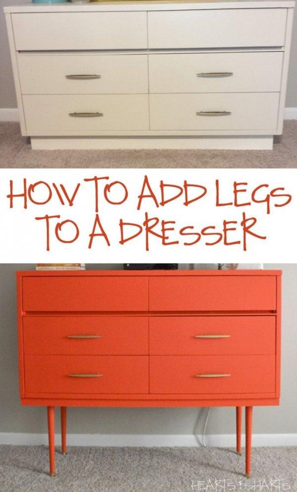 Revamp a Dresser