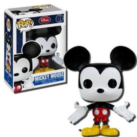 Mickey Mouse Pop Figure