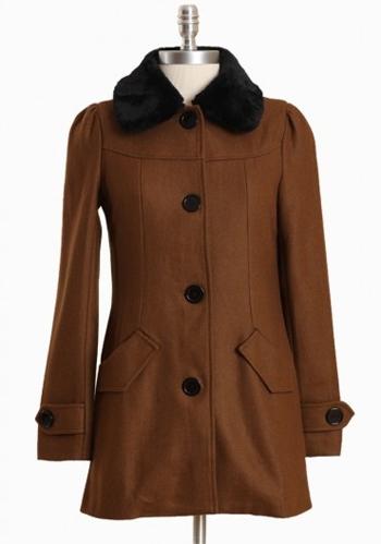 Aristocrat Diary Faux Fur Coat