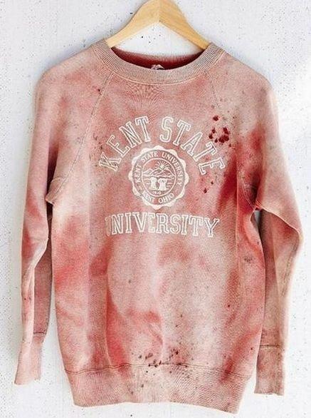 Kent State University Sweater