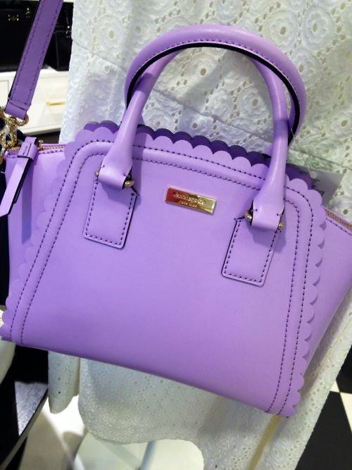 Lavender Kate Spade
