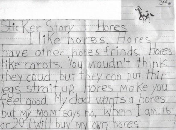 Horses Make You Feel Good