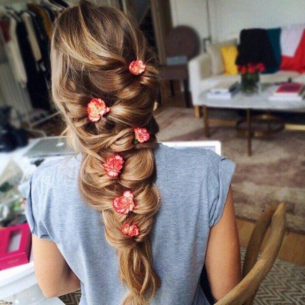 hair, hairstyle, long hair, braid,