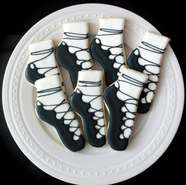 Irish Step Dancing Shoes