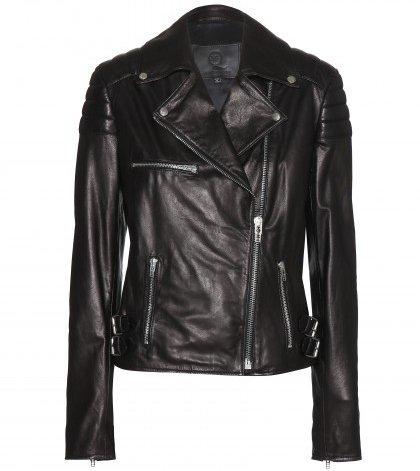 Alexander Mcqueen - Leather Jacket