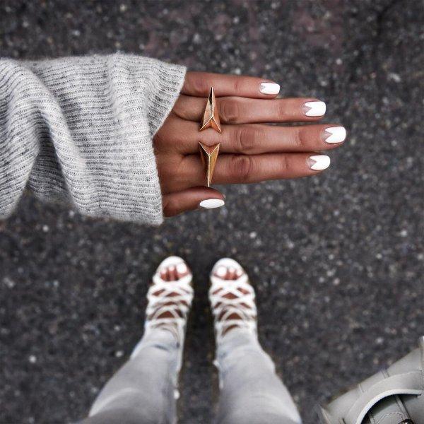 white, finger, hand, footwear, nail,