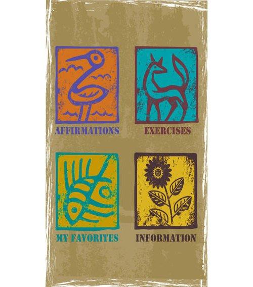 AFFIRMATIONS, EXERCISES, FAVORITES, INFORMATION,
