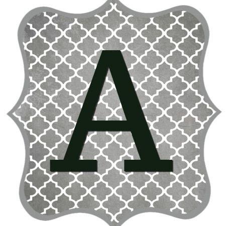 Number Names Worksheets free printables letters : 42. Free Printable Letters - 49 Fab DIY Banners to Make Your Next…