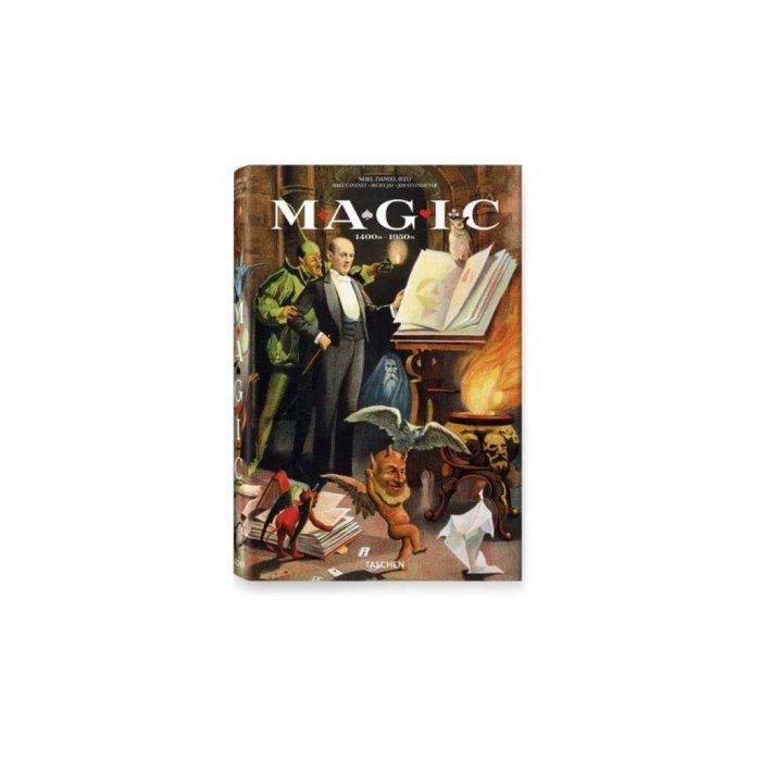 Magic. 1400s-1950s