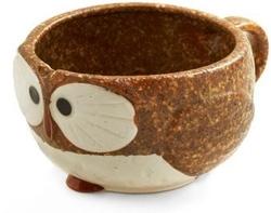 Owl Coffee Cup