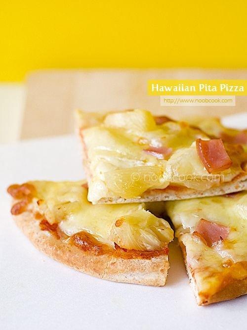 Hawaiian Pitza