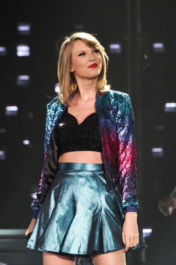 Taylor Swift's Concert Look