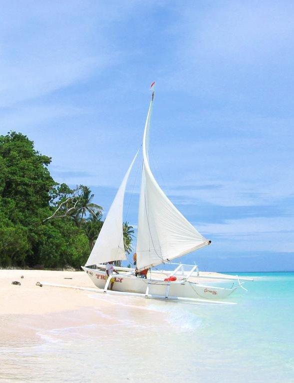 Yapak Beach, Boracay, the Philippines