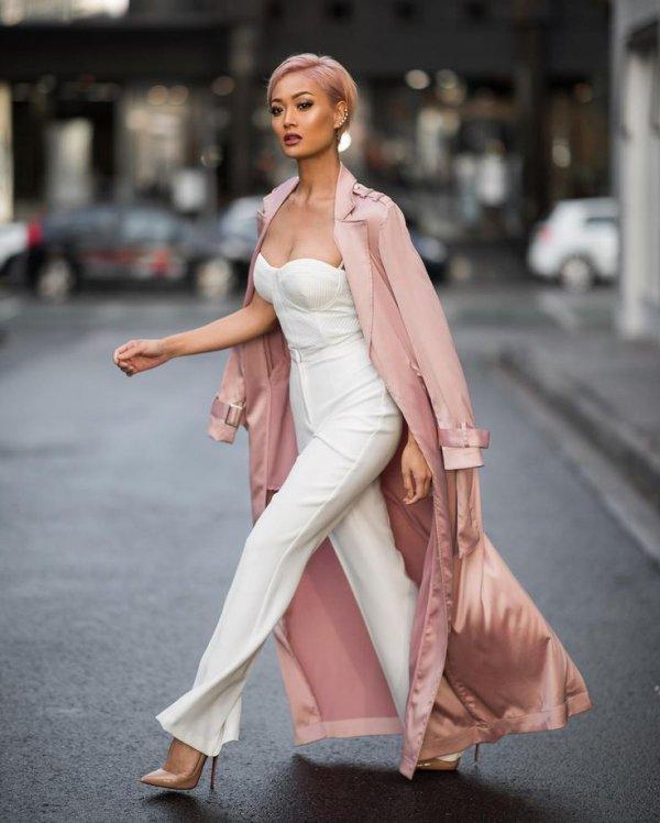 fashion model, pink, beauty, supermodel, fashion,