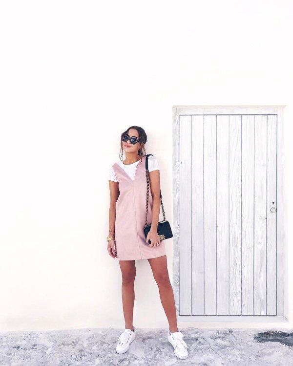white, clothing, dress, spring, season,
