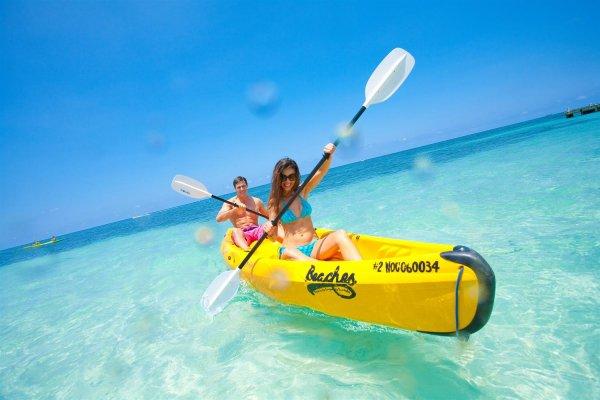 Kayaking in Bermuda
