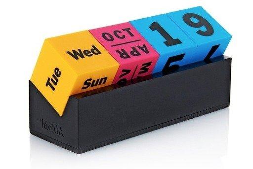 Perpetual Calendar, Cubes