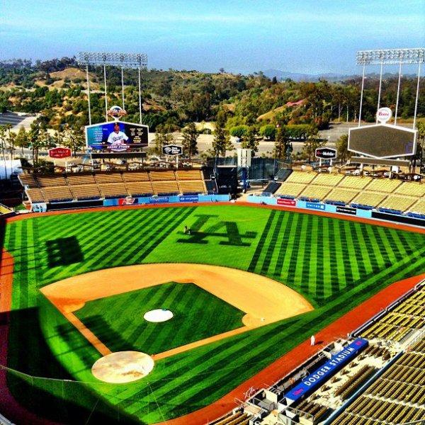 Dodgers Stadium: Los Angeles, California