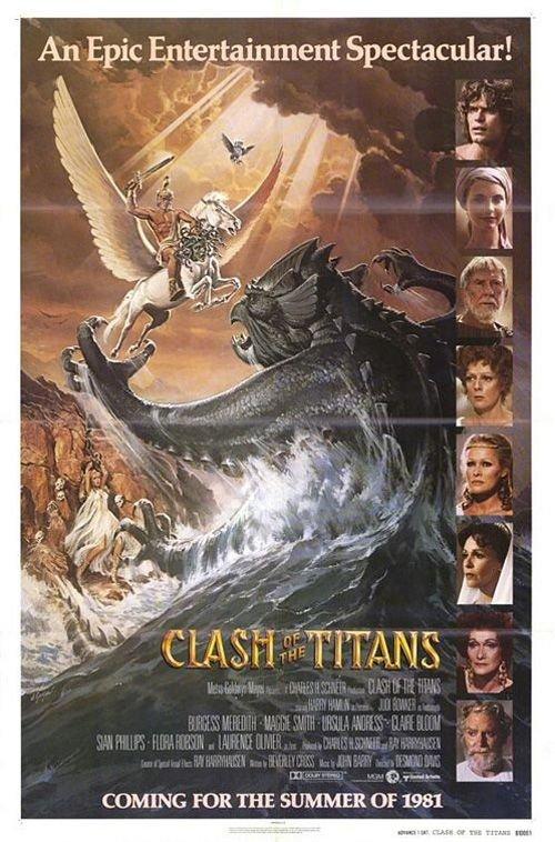 The Clash of the Titans