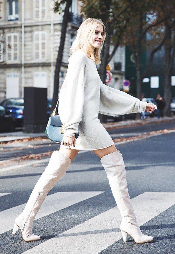 White on White Looks Super Chic!