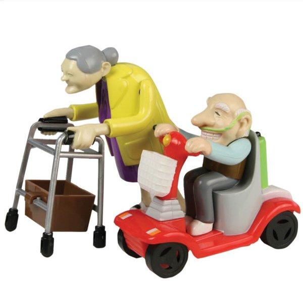 Granny Racers
