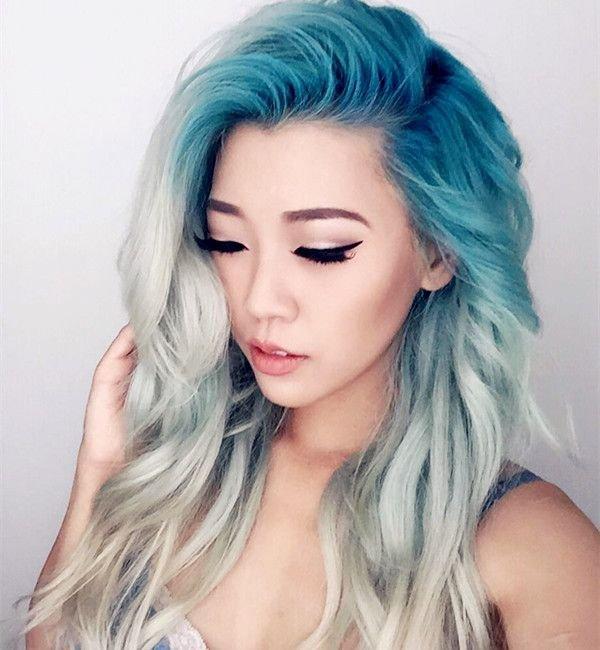 hair, human hair color, face, blond, blue,