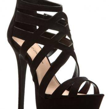 footwear,black,high heeled footwear,leather,leg,