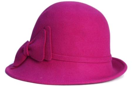 Lela Cloche Hat