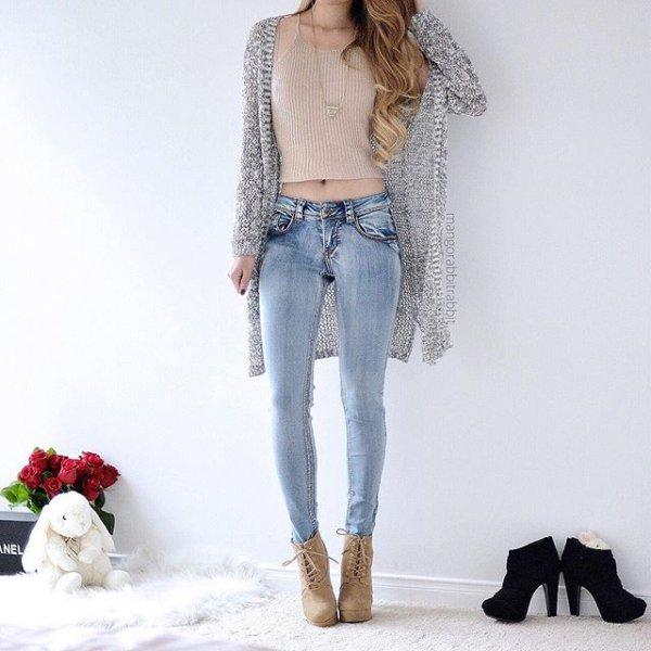 clothing, jeans, denim, leather, fur,