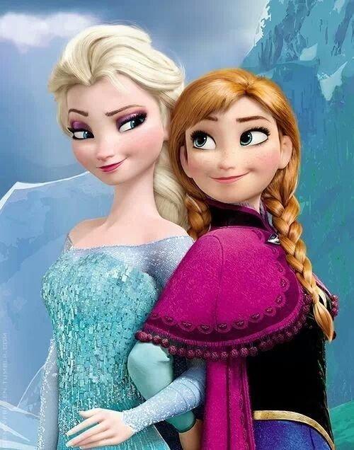 Nothing like Frozen