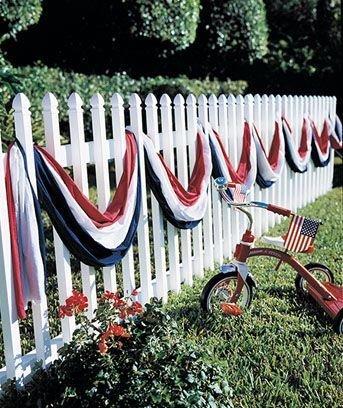 Patriotic Casual Bunting