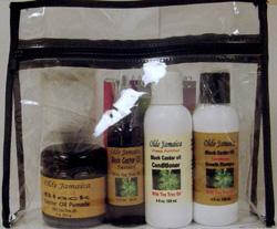 Jamaican Black Castor Oil Set