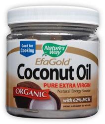 Natures Way Extra Virgin Coconut Oil